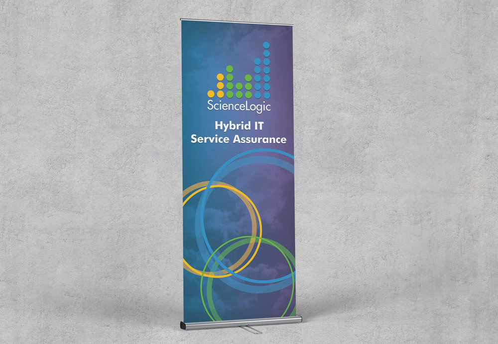 ScienceLogic Corporate Display Banner