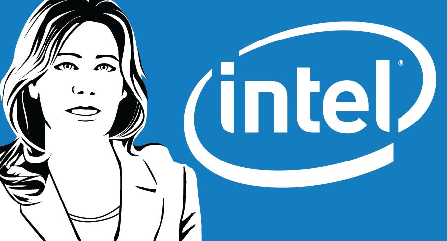 Kim Stevenson, CIO, Intel