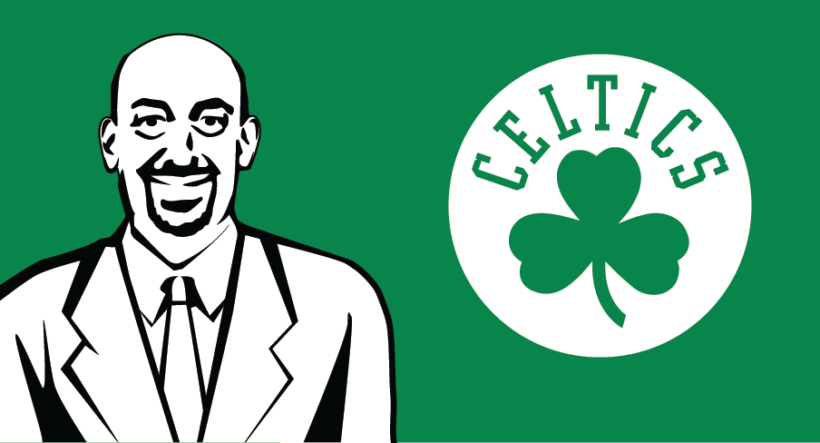 Jay Wessel, CIO, Boston Celtics