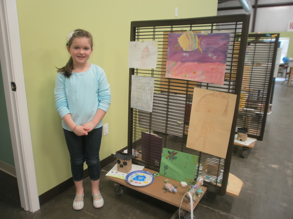Art Show every Friday