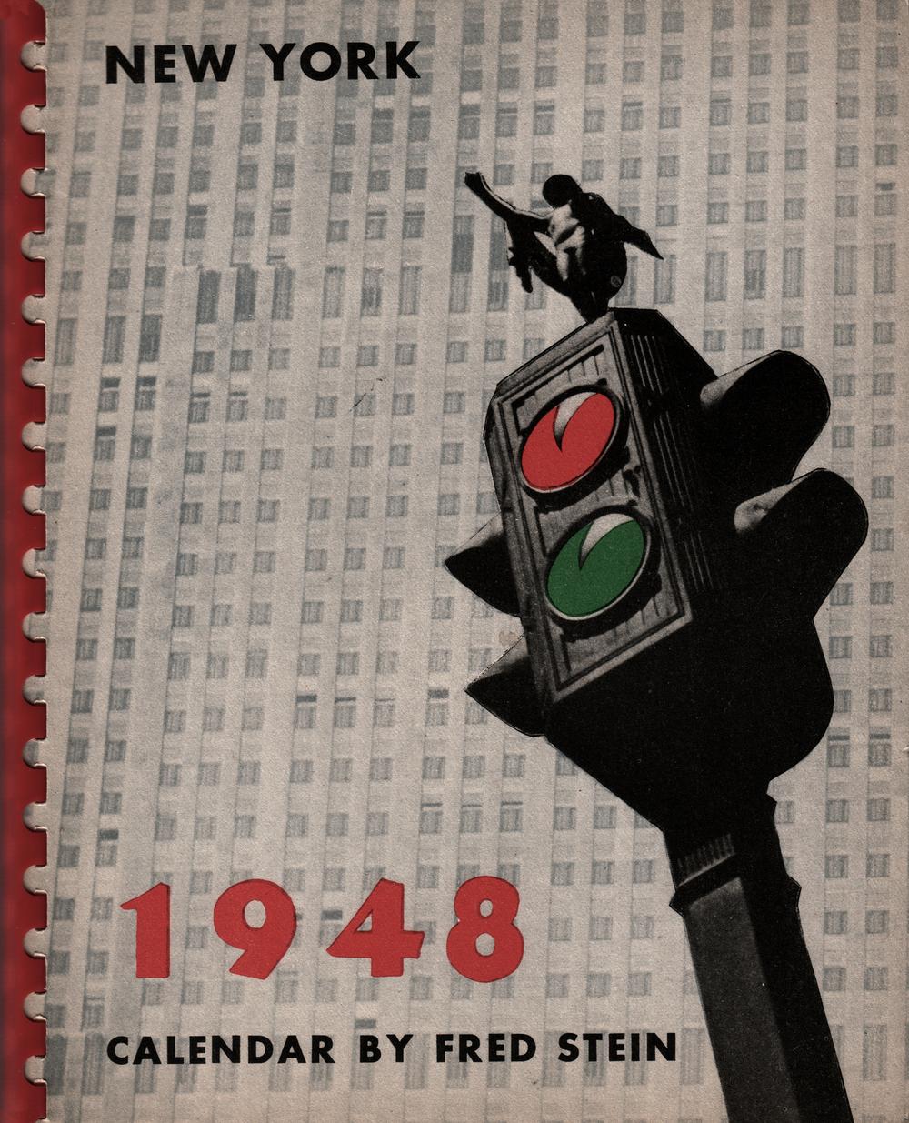 New York 1948 Calendar