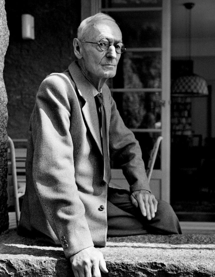 Herman Hesse, 1961