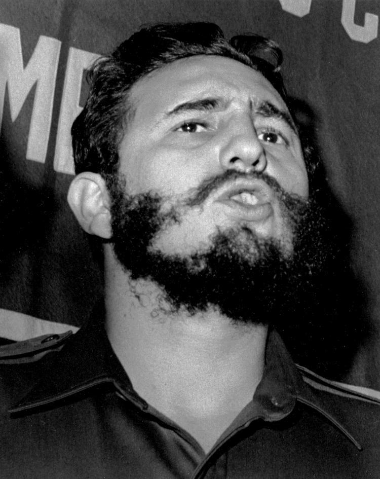 Fidel Castro, 1961