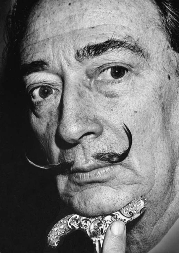 Salvador Dali, 1963