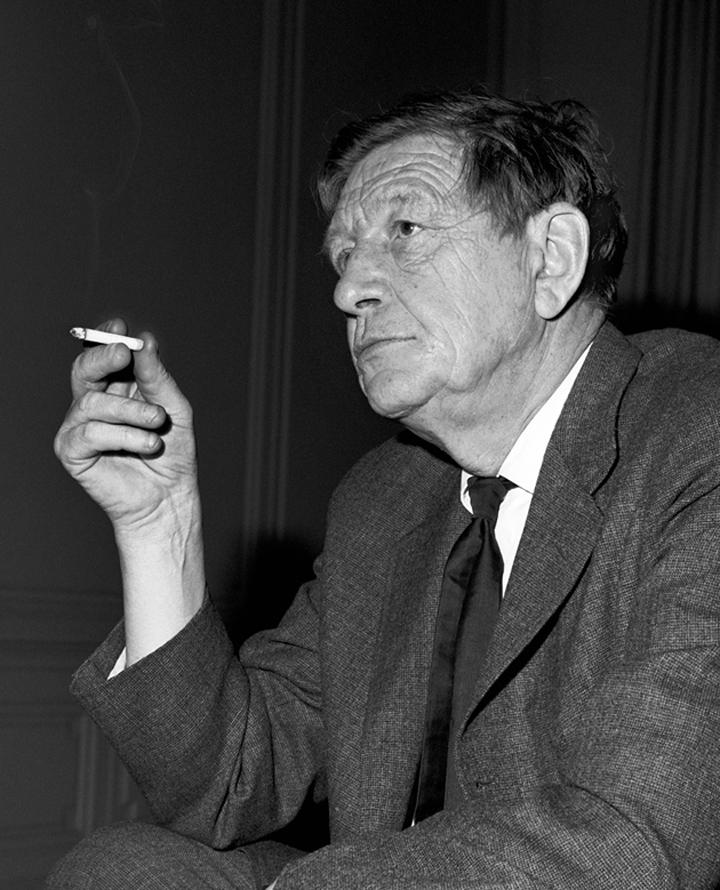 W.H. Auden, 1961