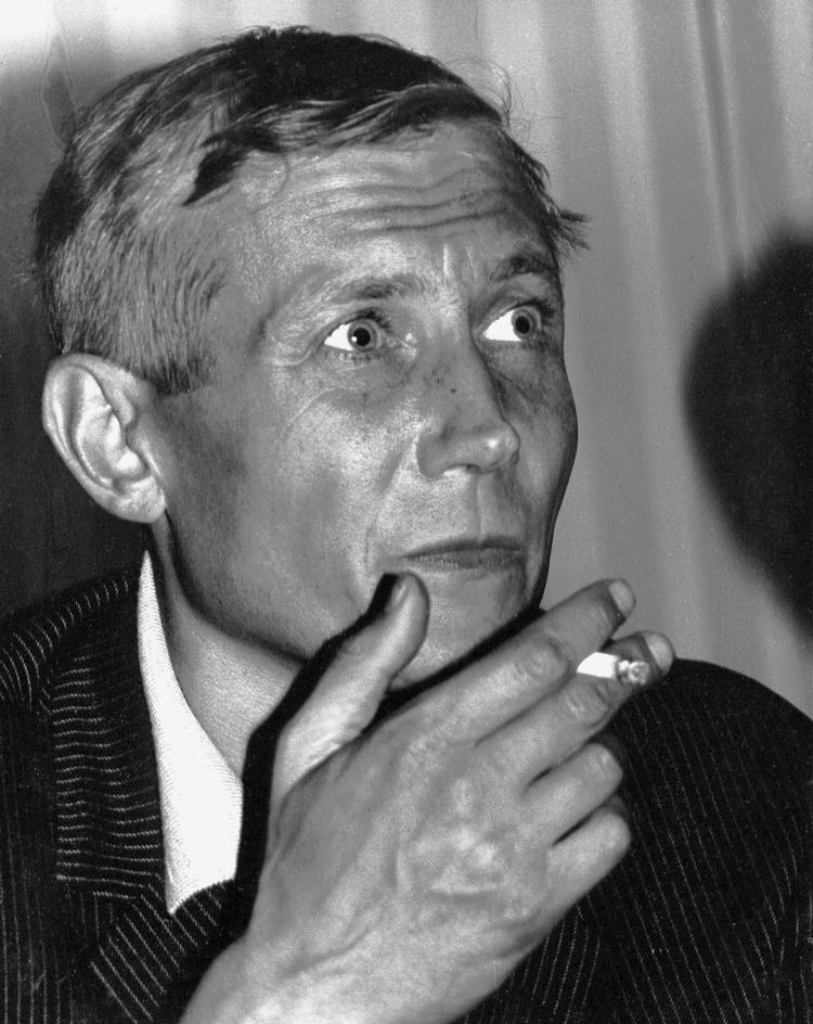 Yevgeny Yevtushenko, 1967