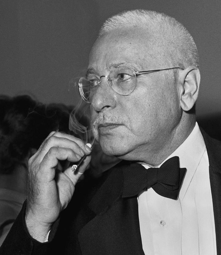 Josef von Sternberg, 1957