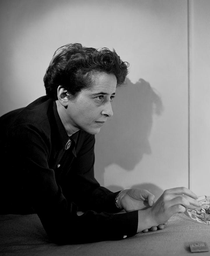 Hannah Arendt, 1944