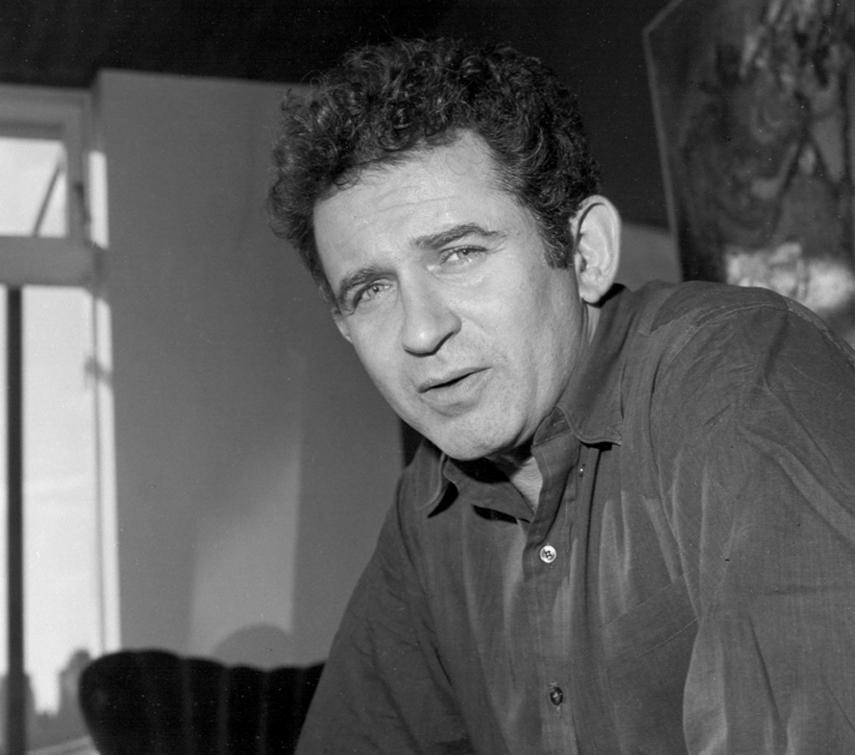 Norman Mailer, 1962