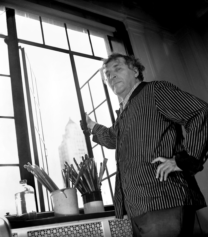 Marc Chagall, 1945