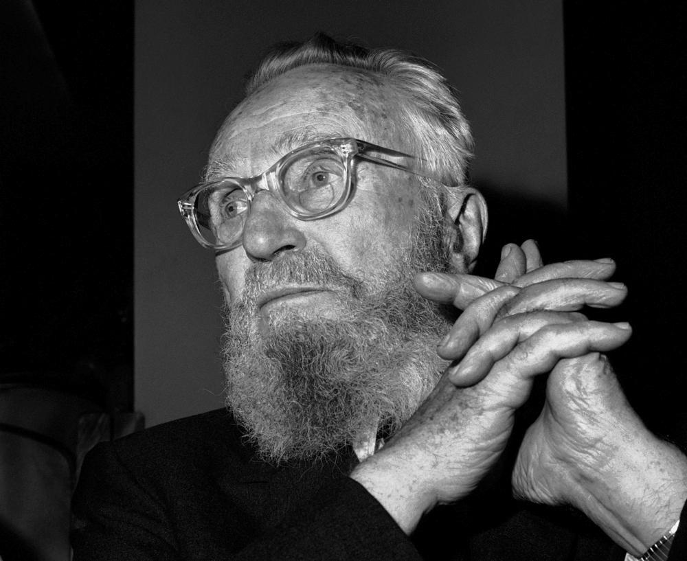 Edward Steichen, 1963
