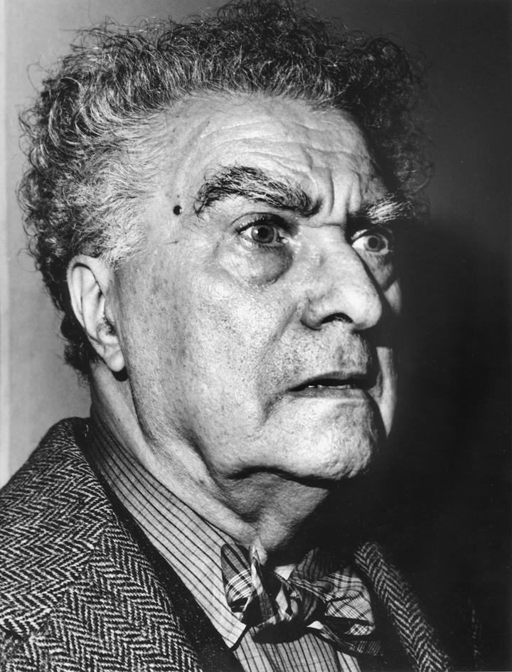 Edgar Varese, 1962