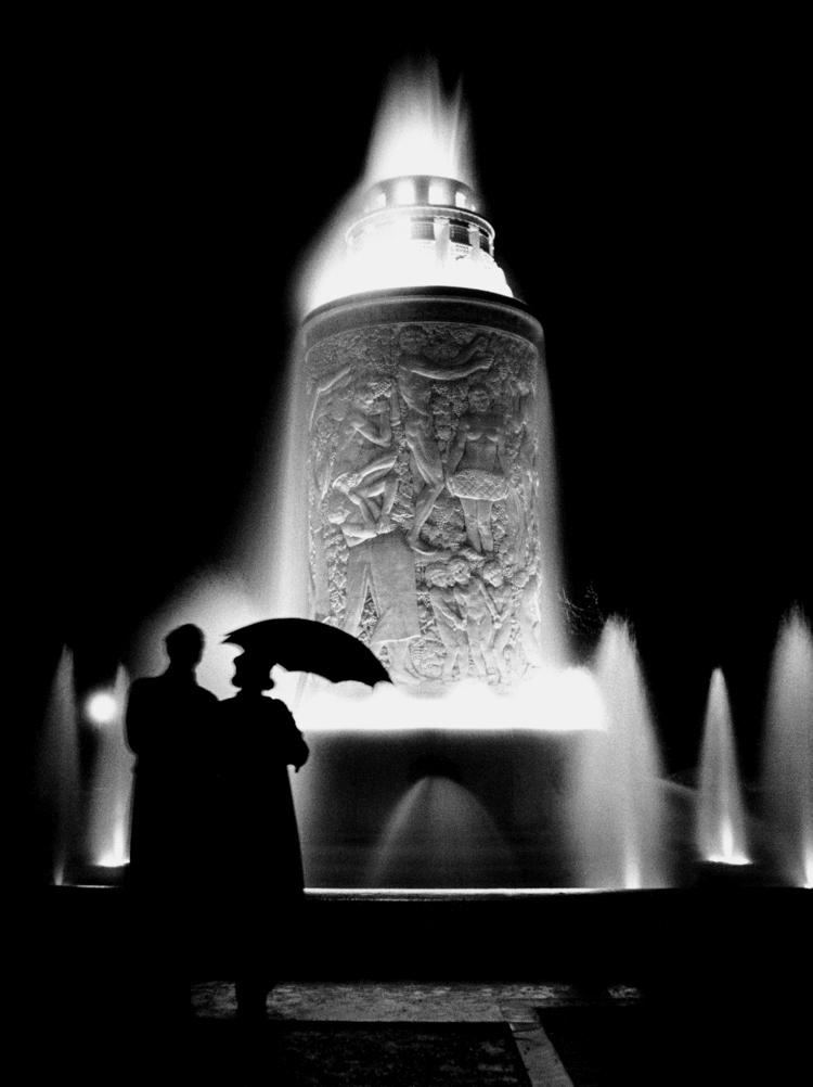 Fountain, 1935
