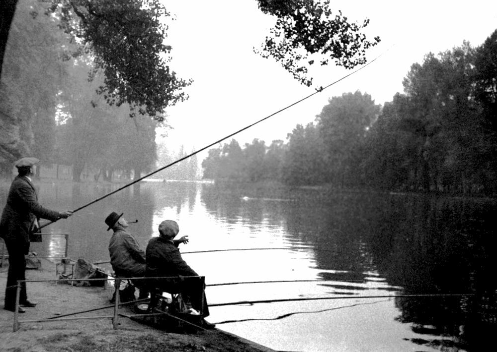 Fishing, 1934