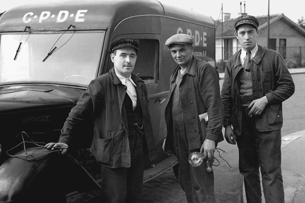 Electricians, 1934
