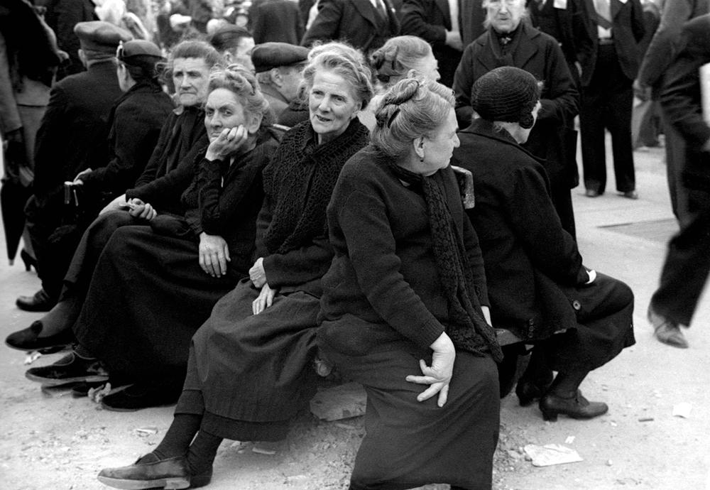 Grandmothers, 1934