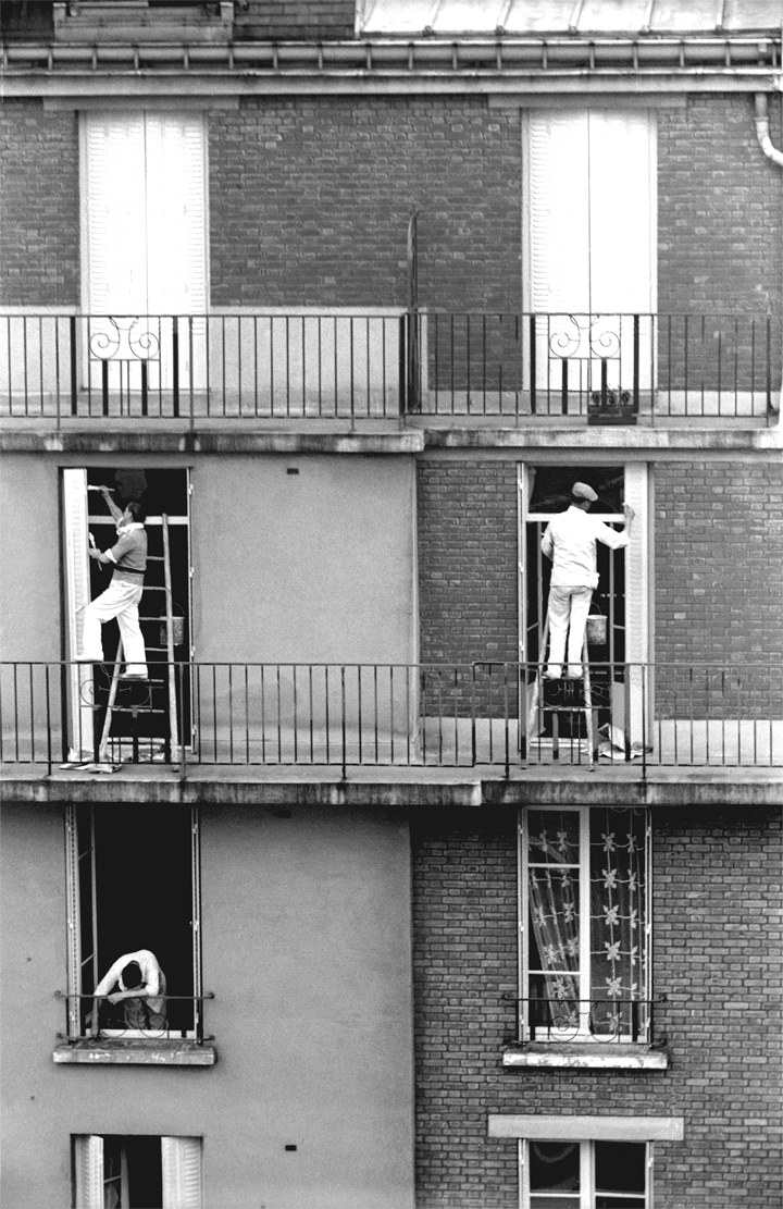Window Painters, 1935