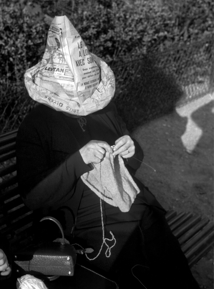 Knitting, 1933