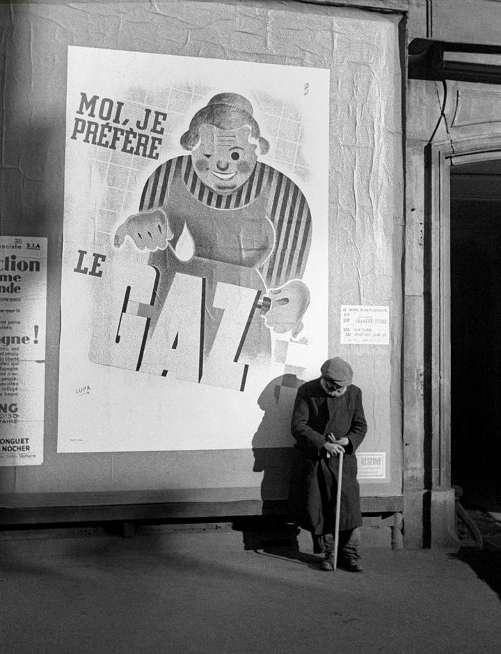 Le Gaz, 1935