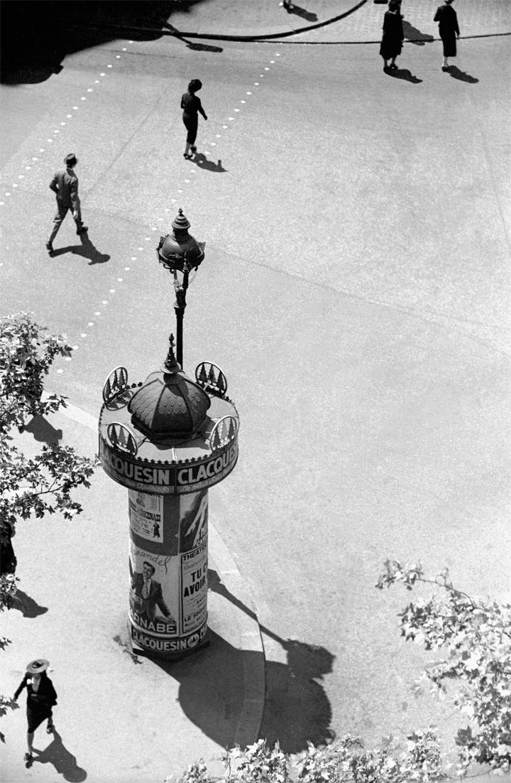 Street Crossing, 1935