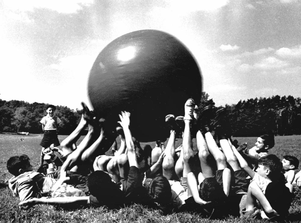 Big Ball, 1936