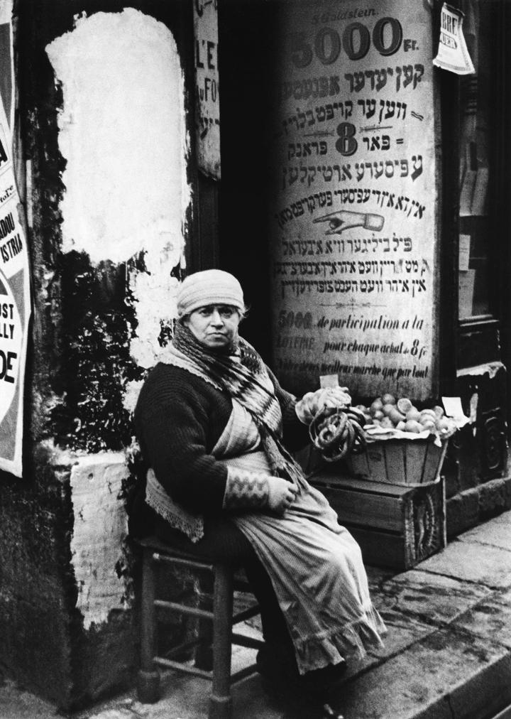 Vendor, 1937