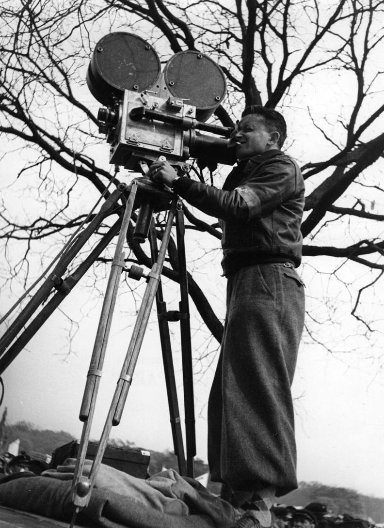 Cameraman, 1935