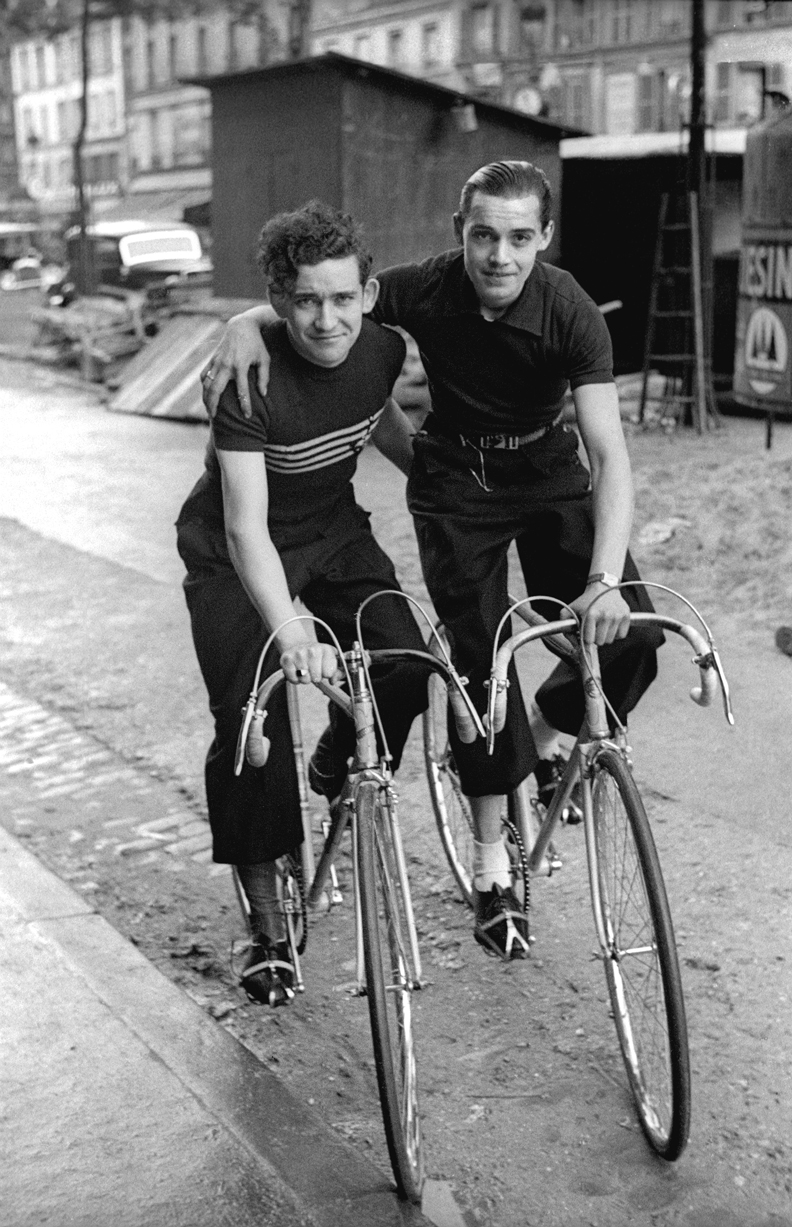 Bicyclists, 1937