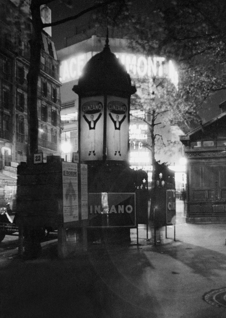 Cinzano, 1937