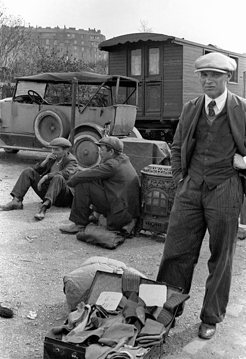 Flea Market, 1936