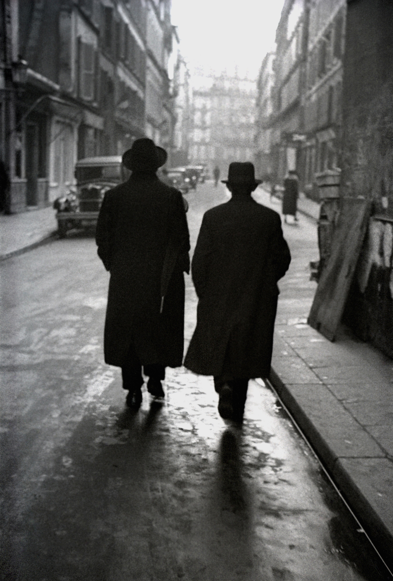 Paris Jewish Quarter, 1935