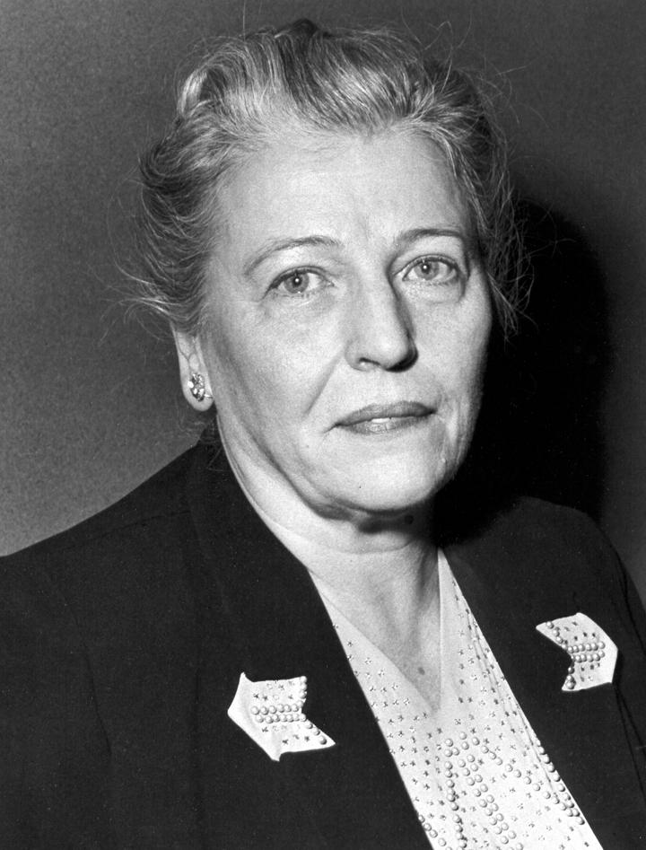 Pearl Buck, 1964