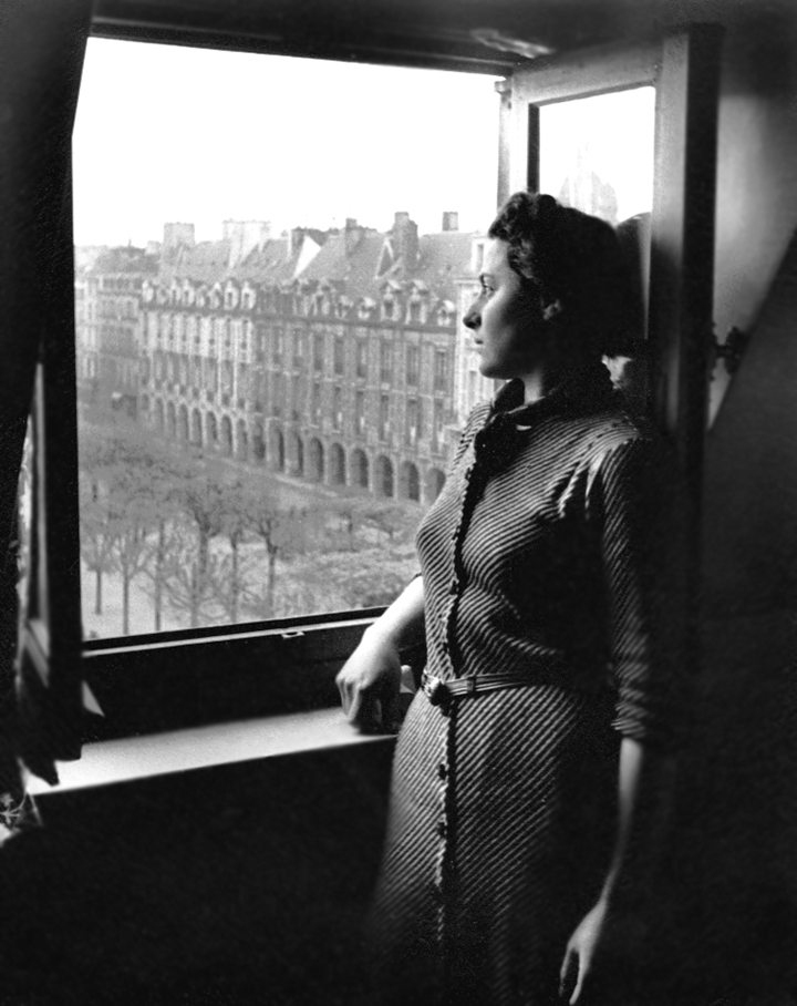 Woman at Window, 1933