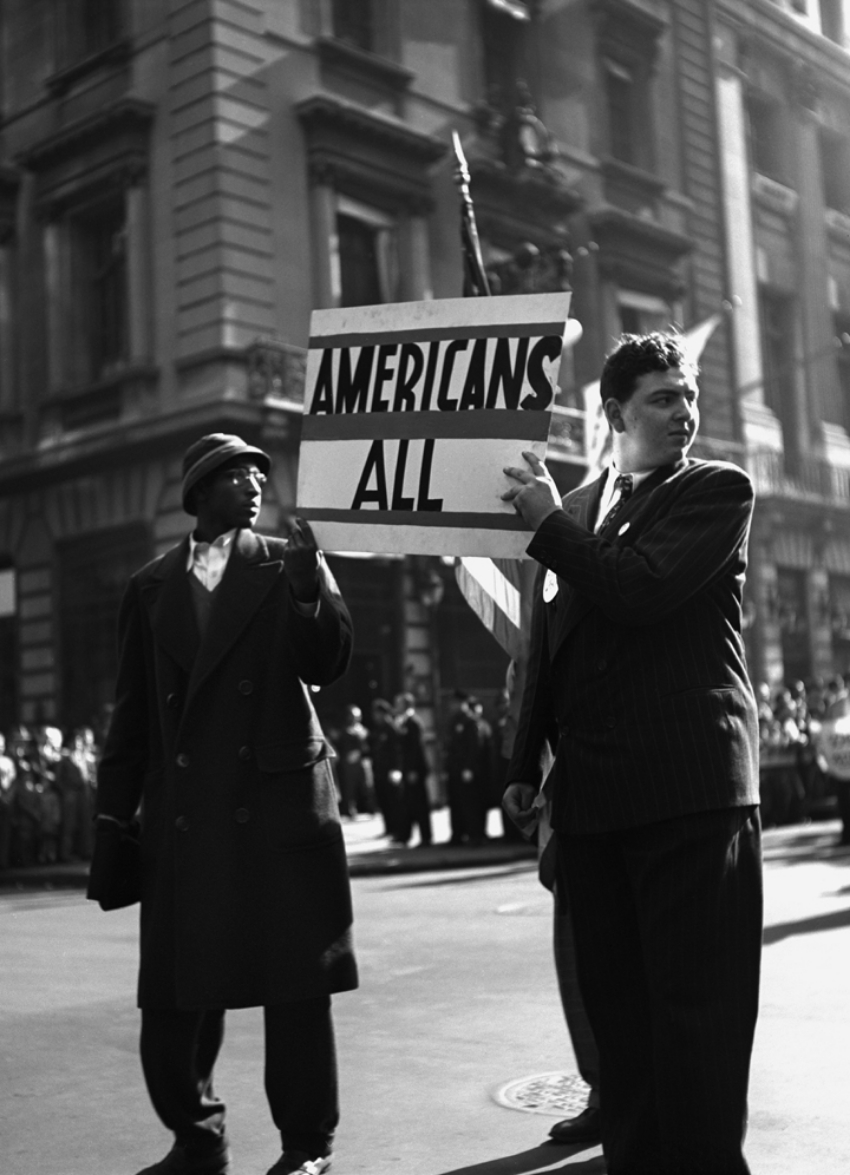 Americans All, 1943