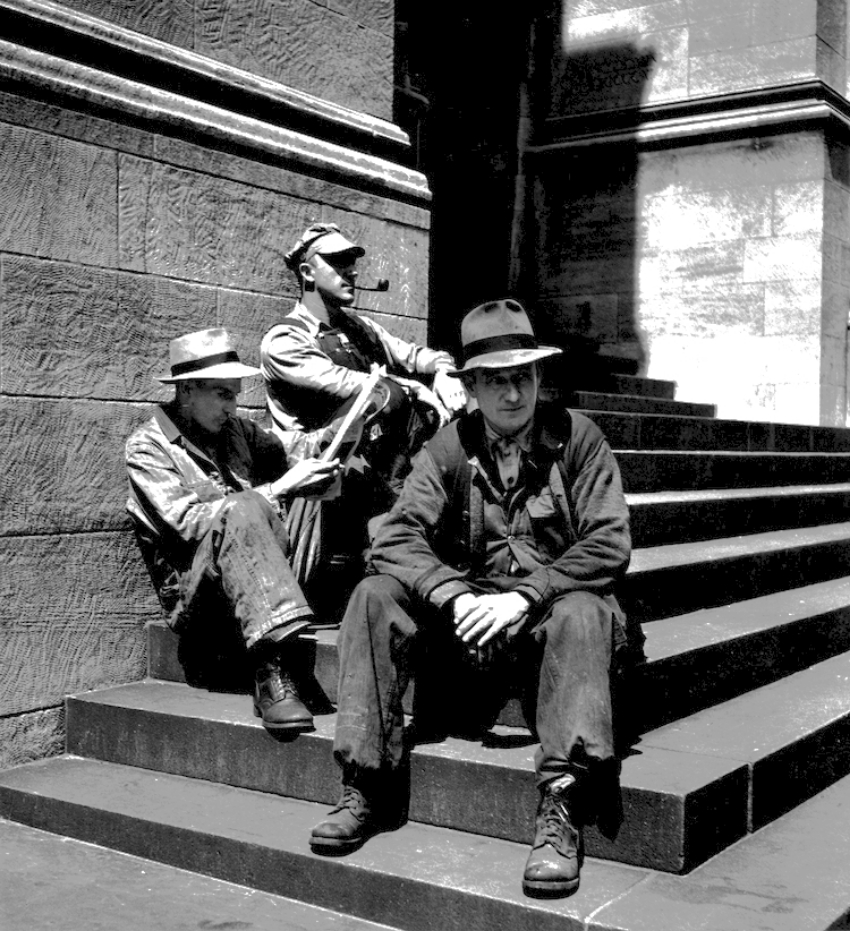 Lunch Break, 1947
