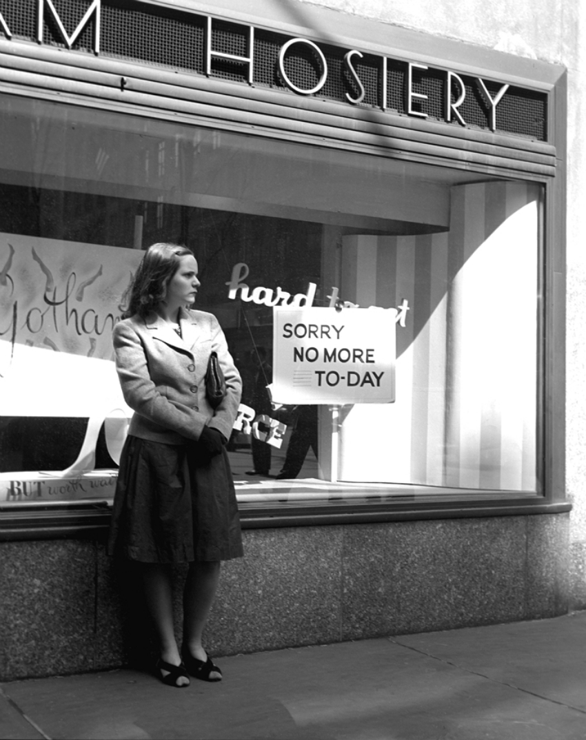 Sorry No More Today, 1942