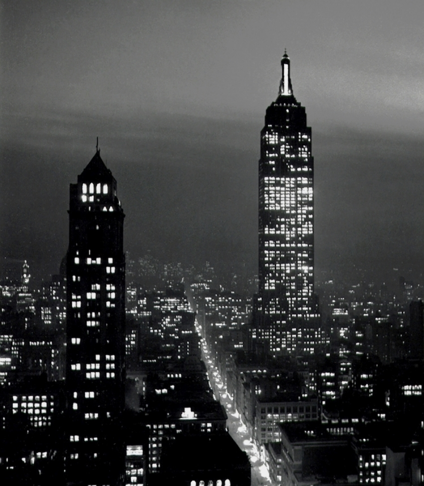 New York Night, 1946