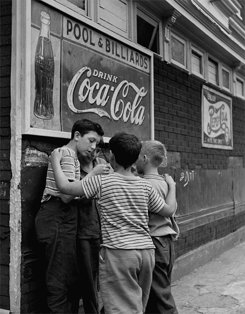 Brooklyn Boys, 1946
