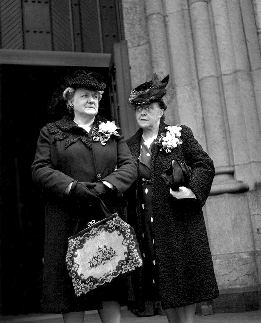 Two Matrons, 1948