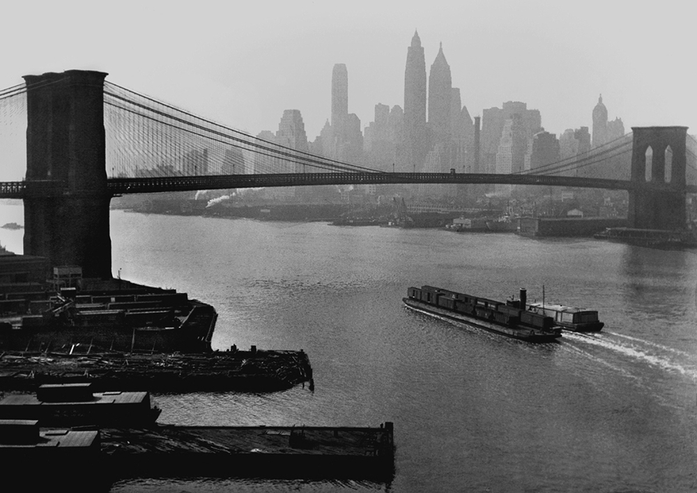 Brooklyn Bridge, 1946