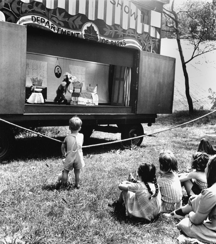 Marionette Show, 1943