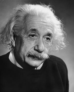 Albert Einstein, Princeton 1946