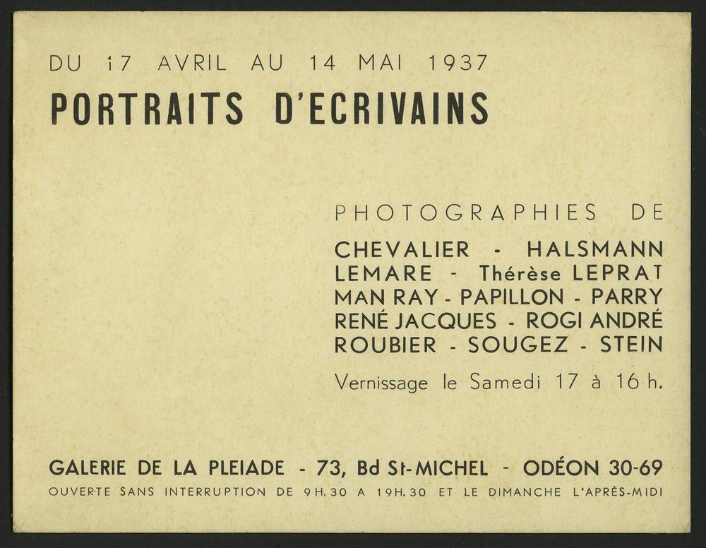 Galerie de la Pleiade- 1937.jpg