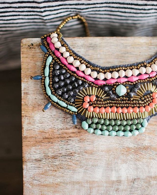 Love the @31bits #bts on @smpliving today. Inspiring women doing inspiring things!