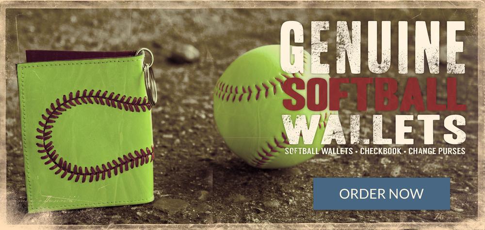 Genuine-Softball-Wallets