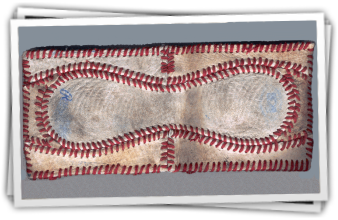The Original Baseball Wallet