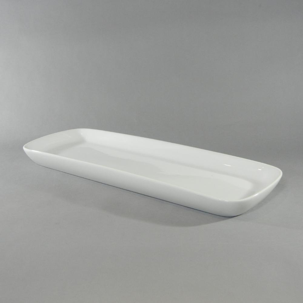 """Porcelain LT Platter - C (21""""x8""""x1.25"""")"""