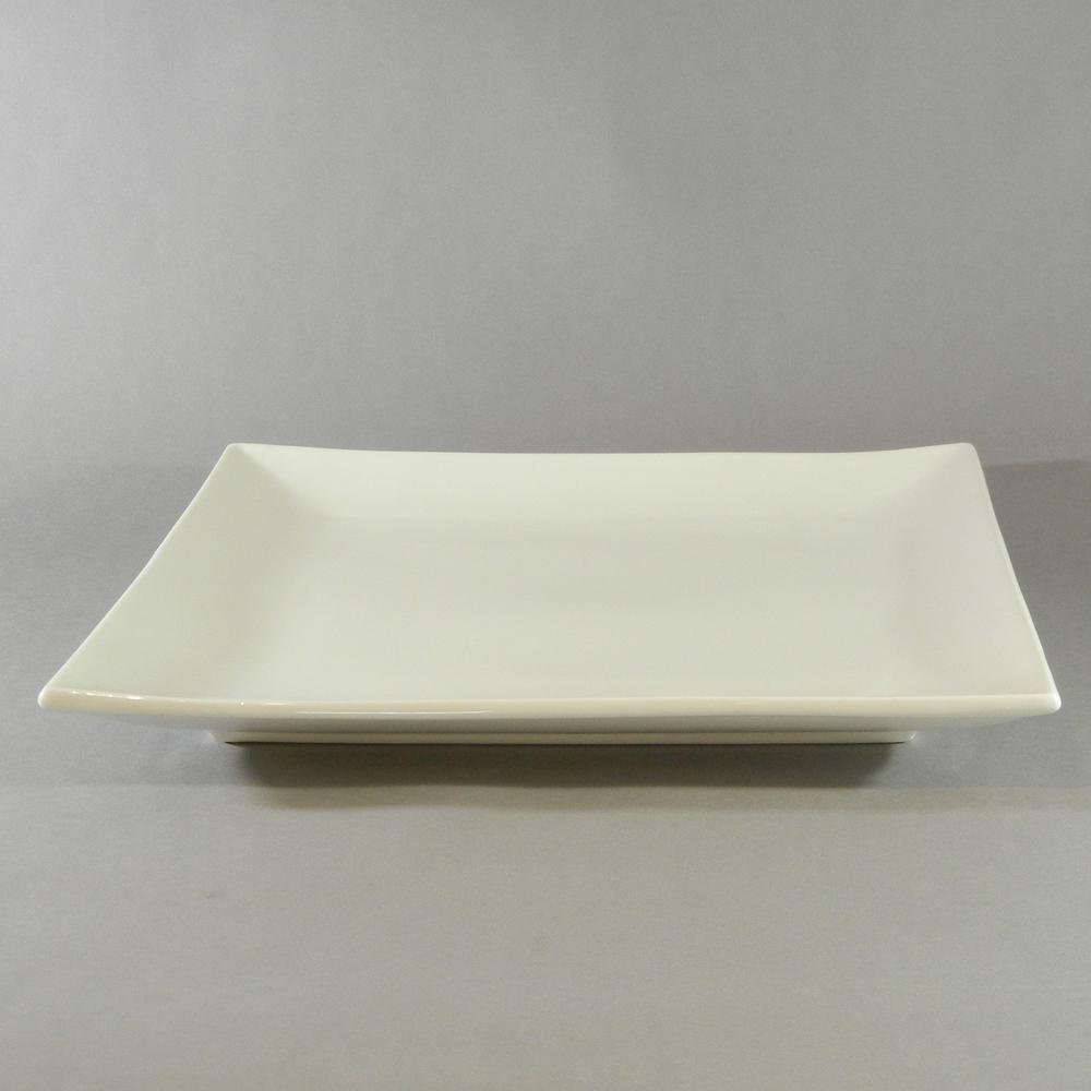 """Porcelain Platter - L (14"""")"""