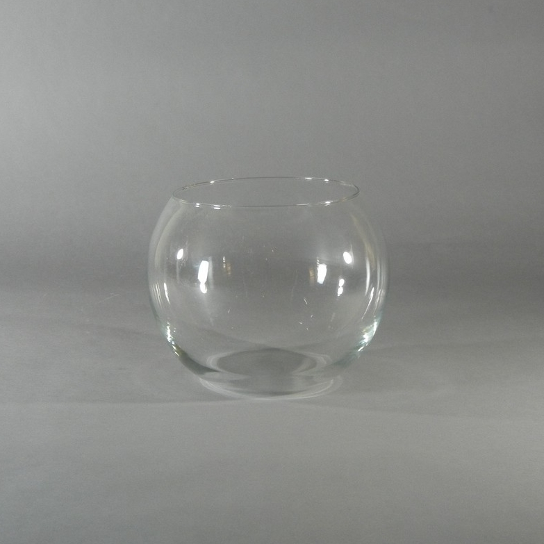 Glass Bubble Bowls (4.5'',8'', & 10'')