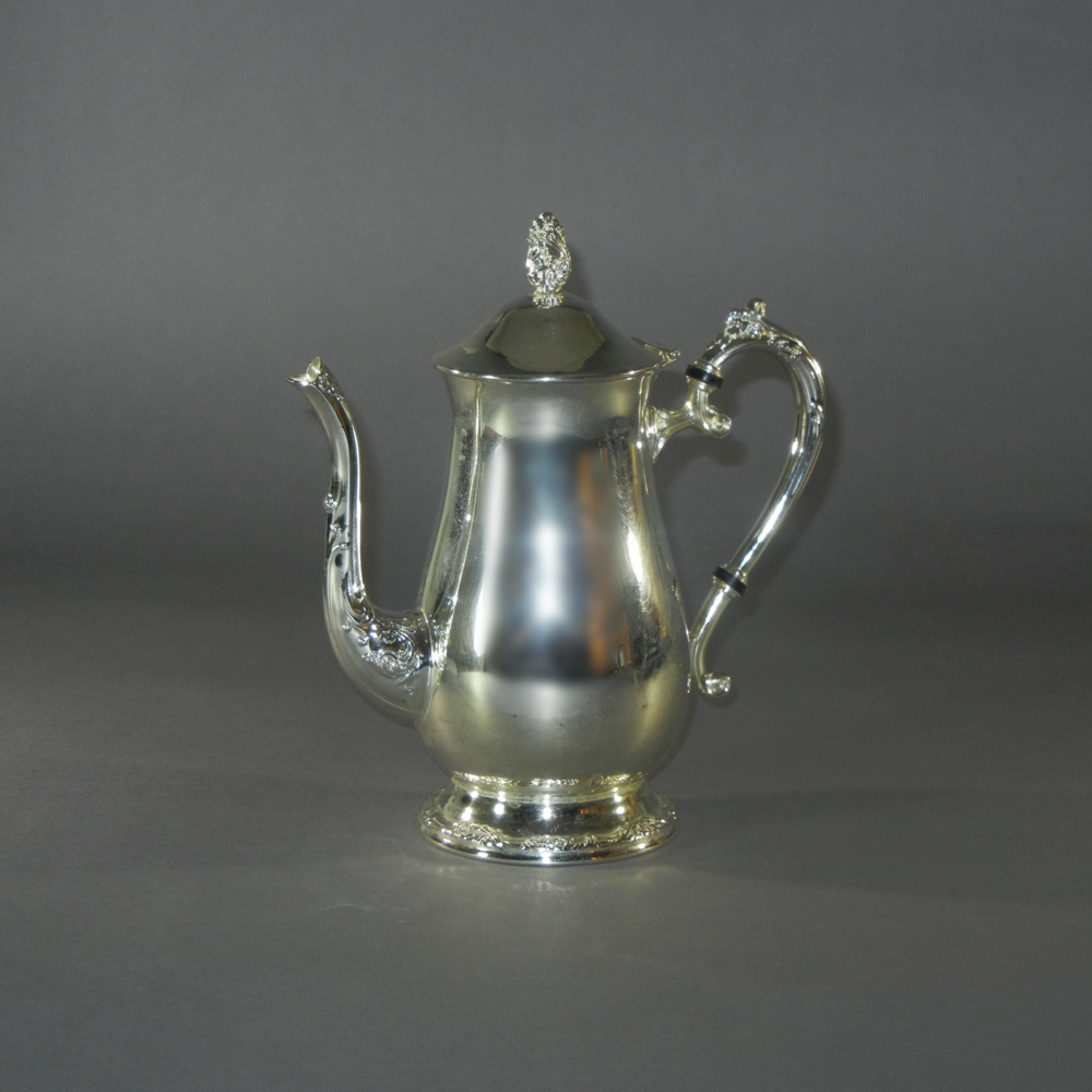 Heavy Weight Silver Plated Coffee Server